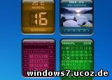 гаджеты для windows 7